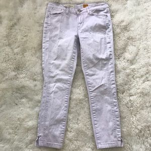Anthropologie Jeans - Pilcro and the Letterpress Stet Crop Skinny Jeans